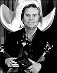 George Jones 1981 Academy Of Country Music Awards