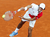 1-6-06,France, Paris, Tennis , Roland Garros, Vassalloargu