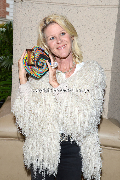 Alley Mills attends the 2015 Daytime Emmy Gifting Suite on April 25, 2015 at Warner Brothers Stuido Lot  in Burbank, California, USA. The gift lounge was presented by OffTheWallIdeas.com.