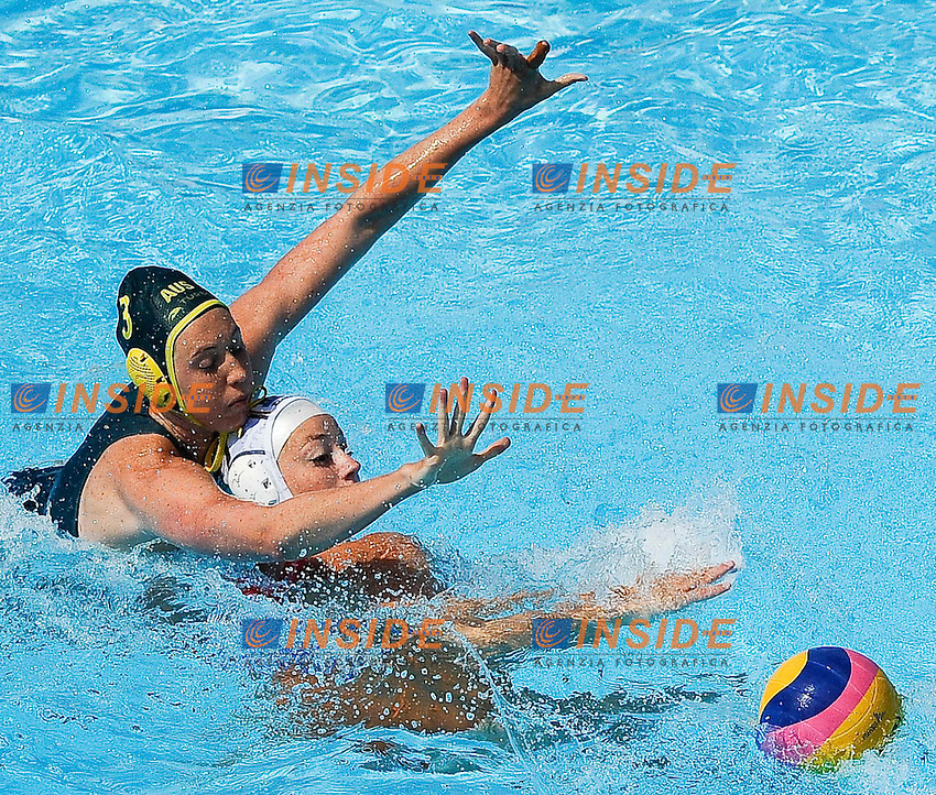 Roma 21th July 2009 - 13th Fina World Championships From 17th to 2nd August 2009..Water Polo Women..Classification 5th-6th....NED 12 - 11 AUS....photo: Roma2009.com/InsideFoto/SeaSee.com