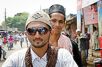 All dressed up for Eid in Somnath, Gujarat.
