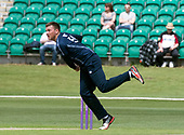 Cricket Scotland - Scotland V Sri Lanka at Kent County cricket ground at Benkenham, in the first of two matches on Sunday (today and Tuesday) - Mark Watt - picture by Donald MacLeod - 21.05.2017 - 07702 319 738 - clanmacleod@btinternet.com - www.donald-macleod.com