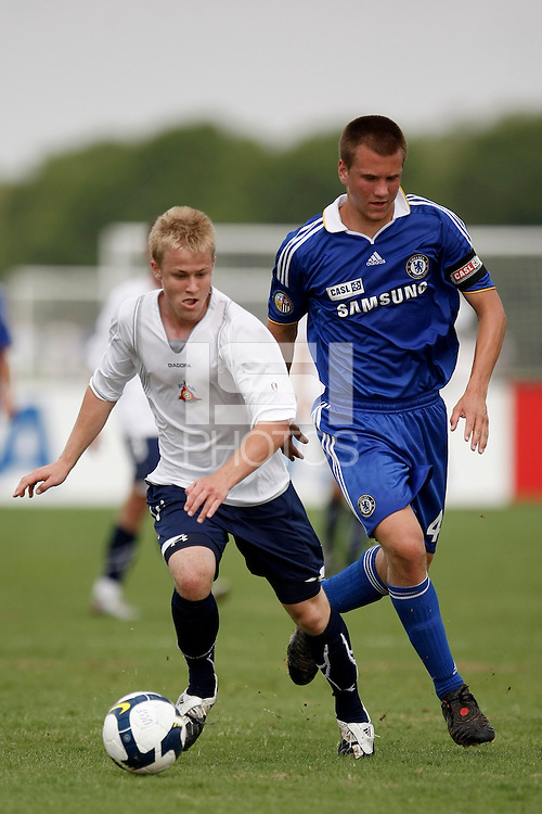 CASL Chelsea FC v Solar SC U-17/18 during day two of the US Soccer Development Academy  Spring Showcase in Sarasota, FL, on May 23, 2009.