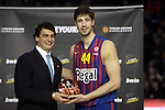 February MVP - Ante Tomic.