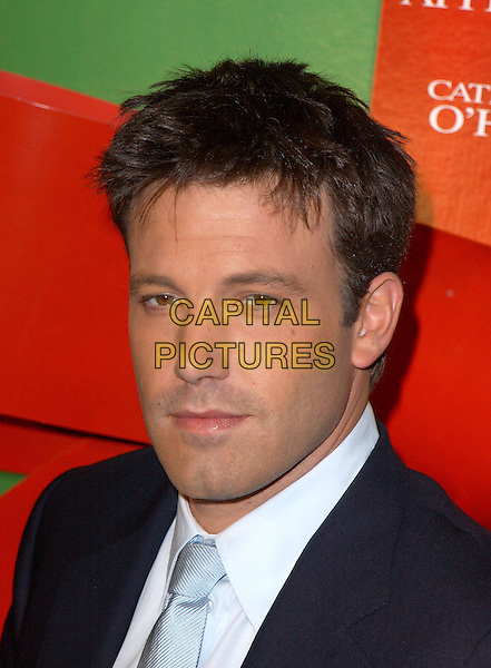 "BEN AFFLECK.World Premiere of ""Surviving Christmas"" held at The Grauman's Chinese Theatre in Hollywood, California .October 14, 2004 .headshot, portrait.www.capitalpictures.com.sales@capitalpictures.com.©Debbie VanStory"