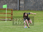 Adam Brodigan touches down to score a try in.Boyne's 24-19 win over Bruff. Photo:Colin Bell/pressphotos.ie