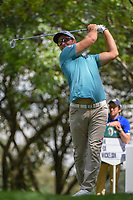 Ryan Fox (NZL) watches his tee shot on 16 during round 3 of the World Golf Championships, Mexico, Club De Golf Chapultepec, Mexico City, Mexico. 2/23/2019.<br /> Picture: Golffile | Ken Murray<br /> <br /> <br /> All photo usage must carry mandatory copyright credit (© Golffile | Ken Murray)
