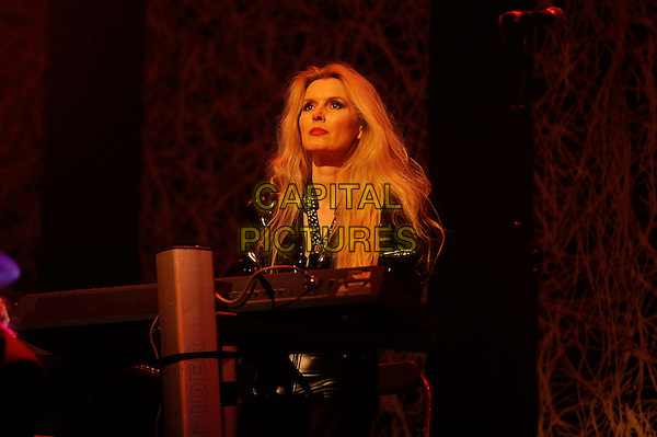 LONDON, ENGLAND - May 23: Linda Spa of Tangerine Dream performs in concert at Shepherd's Bush Empire on May 23, 2014 in London, England<br /> CAP/MAR<br /> &copy; Martin Harris/Capital Pictures