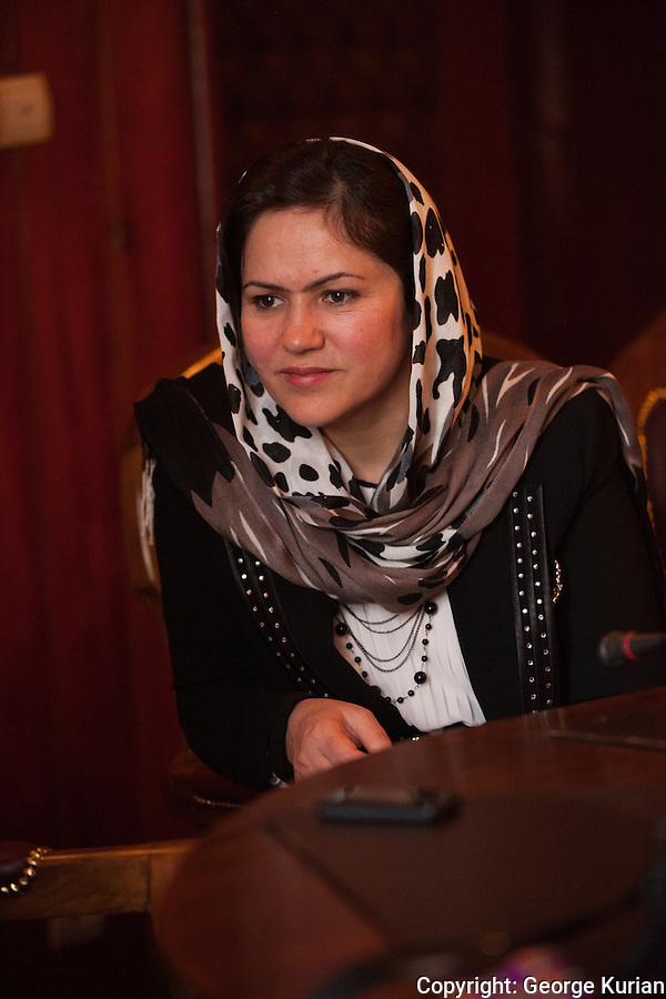 Fawzia Koofi, Afghan Parliamentarian