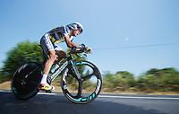 Juan Antonio Flecha (ESP)<br /> <br /> Tour de France 2013<br /> stage 11: iTT Avranches - Mont Saint-Michel <br /> 33km