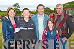 CAMP VINTAGE: Having great fun at the Camp Vintage Rally on Sunday l-r: Kathleen, Daniel, Sean and Chloe O'Halloran and Patrick Casey, Causeway.Enjoying the Vintage trucks at the Camp Vintage Rally on Sunday l-r: Bridget Counihan, Camp, Philomena Curran, Annascual, Trisha Tangney, Tralee and Mary Moore, Camp.CAMP VINTAGE: Having great fun at the Camp Vintage Rally on Sunday l-r: Kathleen, Daniel, Sean and Chloe O'Halloran and Patrick Casey, Causeway.