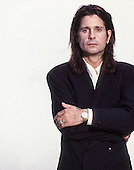 1991: OZZY OSBSOURNE - Photosession in Los Angeles Ca USA