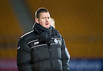 St Johnstone v Brechin...07.01.12  Scottish Cup Round 4.Steve Lomas.Picture by Graeme Hart..Copyright Perthshire Picture Agency.Tel: 01738 623350  Mobile: 07990 594431
