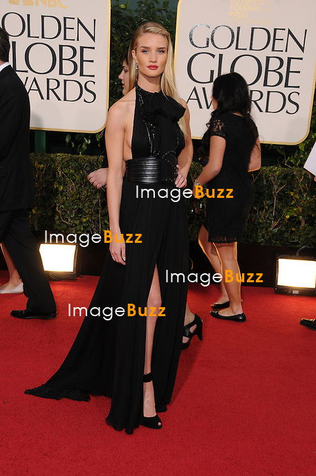 1/13/13.Rosie Huntington-Whiteley at the 70th Annual Golden Globe Awards..(Beverly Hills, CA)