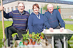 Last marked GIY Grow it yourself week and the Killorglin based GIY group are calling for more members to join them. .L-R Pat Curran, Margaret Wrenn and Pat Lynch.