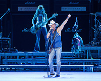 02 June 2018 - Pittsburgh, Pennsylvania - Country music star KENNY CHESNEY performs in concert at the Pittsburgh stop of his &lsquo;Trip Around The Sun&rsquo; Tour held at Heinz Field.  <br /> CAP/ADM/JLN<br /> &copy;JLN/ADM/Capital Pictures