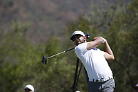 Erik Van Rooyen (RSA) on the 18th during the 3rd round at the Nedbank Golf Challenge hosted by Gary Player,  Gary Player country Club, Sun City, Rustenburg, South Africa. 10/11/2018 <br /> Picture: Golffile | Tyrone Winfield<br /> <br /> <br /> All photo usage must carry mandatory copyright credit (&copy; Golffile | Tyrone Winfield)