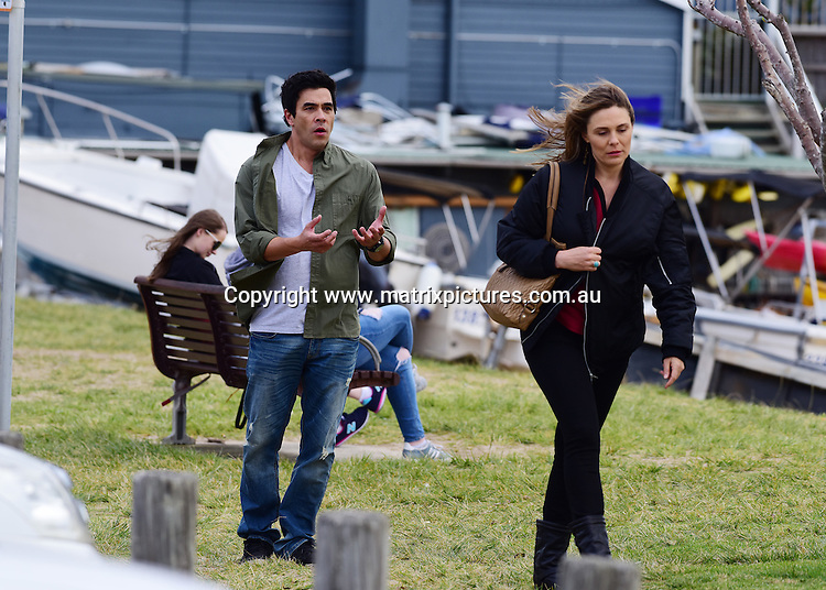 31 AUGUST 2016 SYDNEY AUSTRALIA<br /> WWW.MATRIXPICTURES.COM.AU<br /> <br /> EXCLUSIVE PICTURES<br /> Home &amp; Away filming at Palm Beach with  Zoe Naylor and James Stewart.<br /> <br /> *No internet without clearance*.<br /> <br /> MUST CALL PRIOR TO USE <br /> <br /> +61 2 9211-1088. <br /> <br /> Matrix Media Group.Note: All editorial images subject to the following: For editorial use only. Additional clearance required for commercial, wireless, internet or promotional use.Images may not be altered or modified. Matrix Media Group makes no representations or warranties regarding names, trademarks or logos appearing in the images.