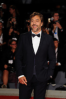 Spanish actor Javier Bardem poses on the red carpet for the premiere of the movie ''Loving Pablo' at the 74th Venice Film Festival on September 6, 2017 in Venice, Italy.<br /> UPDATE IMAGES PRESS/Marilla Sicilia<br /> <br /> *** ONLY FRANCE AND GERMANY SALES ***