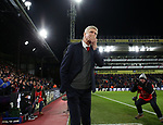 Arsenal's Arsene Wenger looks on during the premier league match at Selhurst Park Stadium, London. Picture date 28th December 2017. Picture credit should read: David Klein/Sportimage