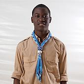Nataniel from Angola.