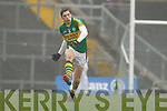 David Moran, Kerry in action against   Tyrone in the fourth round of the National Football league at Fitzgerald Stadium, Killarney on Sunday.