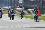 FIM CEV REPSOL in Navarra during the Spanish Championship 2014.<br /> Los Arcos, navarra, spain<br /> September 07, 2014. <br /> Moto3<br /> fabio quartararo<br /> PHOTOCALL3000/ RME