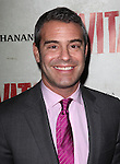 Andy Cohen.attending the Broadway Opening Night Performance of 'EVITA' at the Marquis Theatre in New York City on 4/5/2012 © Walter McBride / WM Photography