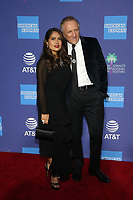 2 January 2020 - Palm Springs, California - Salma Hayek, François-Henri Pinault. 2020 Annual Palm Springs International Film Festival Film Awards Gala  held at Palm Springs Convention Center. Photo Credit: FS/AdMedia