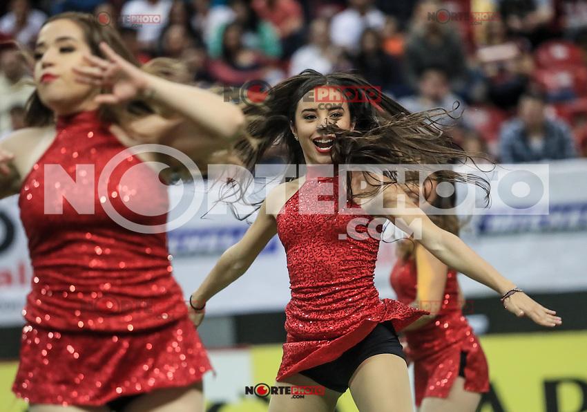 Soles De Sonora vs SideKiks MASL 2016-2017<br /> Photo: Luis Gutierrez / NortePhoto Sun City Dancers MASL 2016-2017. Porristas y animadoras<br /> Photo: Luis Gutierrez NortePhoto.com