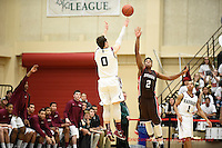 2014 NCAA Basketball; Harvard vs Brown MAR 08