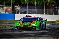 #11 GRT GRASSER RACING TEAM (DEU) LAMBORGHINI HURACAN GT3 GTD ROLF INEICHEN (CHE) MIRKO BORTOLOTTI (ITA) RIK BREUKERS (NLD)