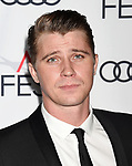 HOLLYWOOD, CA - NOVEMBER 09: Actor Garrett Hedlund attends the screening of Netflix's 'Mudbound' at the Opening Night Gala of AFI FEST 2017 presented by Audi at TCL Chinese Theatre on November 9, 2017 in Hollywood, California.