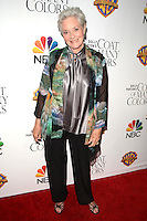 LOS ANGELES - DEC 4:  Lee Meriwether at the Dolly Parton's Coat Of Many Colors at the Egyptian Theater on December 4, 2015 in Los Angeles, CA