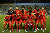 01th November 2019; Bezerrao Stadium, Brasilia, Distrito Federal, Brazil; FIFA U-17 World Cup Brazil 2019, Canada versus New Zealand; Players of Canada poses for official photo  - Editorial Use