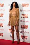 "Berta Vazquez attends to the premiere of the spanish film ""Toro"" at Kinepolis Cinemas in Madrid. April 20, 2016. (ALTERPHOTOS/Borja B.Hojas)"