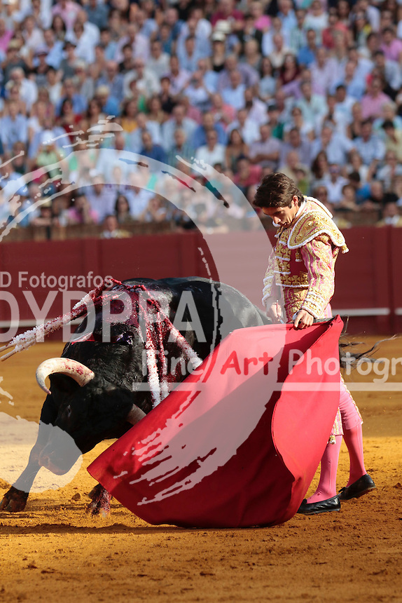Bullfighter Sebastian Castella