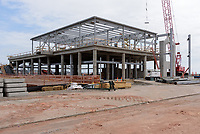 Boathouse at Canal Dock Phase II | State Project #92-570/92-674 Construction Progress Photo Documentation No. 10 on 19 April 2017. Image No. 03