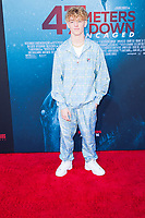 Los Angeles, CA - AUGUST 13th: <br /> Jojo Tua attends the 47 Meters Down: Uncaged premiere at the Regency Village Theater on August 13th 2019. Credit: Tony Forte/MediaPunch