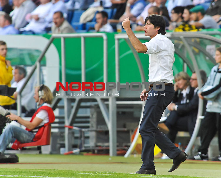 29.05.2011, Rhein-Neckar-Arena, Sinsheim, GER, LS FSP, Deutschland (GER) vs Uruguay (UY), im Bild Headcoach Joachim Loew of Germany  during the Football Friendly Ship betweem Germany and Uruguay  for the Rhein-Neckar-Arena in Sinsheim, Germany, 2011/05/29, Foto © nph / Roth