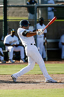 Michael Gilmartin - Oakland Athletics 2009 Instructional League. .Photo by:  Bill Mitchell/Four Seam Images..