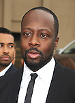 LOS ANGELES, CA. - February 26: Wyclef Jean arrives at the 41st NAACP Image Awards at The Shrine Auditorium on February 26, 2010 in Los Angeles, California.