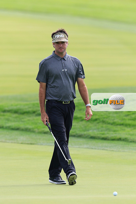 Bubba Watson (USA) walks onto the 4th green during Thursday's Round 1 of the 2016 U.S. Open Championship held at Oakmont Country Club, Oakmont, Pittsburgh, Pennsylvania, United States of America. 16th June 2016.<br /> Picture: Eoin Clarke   Golffile<br /> <br /> <br /> All photos usage must carry mandatory copyright credit (&copy; Golffile   Eoin Clarke)