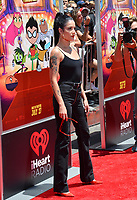 "Halsey at the premiere for ""Teen Titans Go! to the Movies"" at the TCL Chinese Theatre, Los Angeles, USA 22 July 2018<br /> Picture: Paul Smith/Featureflash/SilverHub 0208 004 5359 sales@silverhubmedia.com"