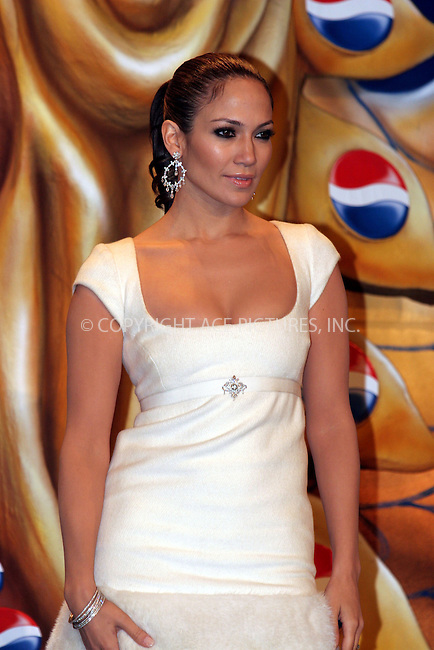 WWW.ACEPIXS.COM . . . . .  ... . . . . US SALES ONLY . . . . .....MADRID, FEBRUARY 23, 2005....Jennifer Lopez in Madrid to launch the Pepsi Spot campaign which took place at the Circulo De Bellas Artes.....Please byline: FAMOUS-ACE PICTURES-J. APARICIO... . . . .  ....Ace Pictures, Inc:  ..Philip Vaughan (646) 769-0430..e-mail: info@acepixs.com..web: http://www.acepixs.com
