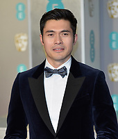LONDON, UK - FEBRUARY 10: Henry Golding at the 72nd British Academy Film Awards held at Albert Hall on February 10, 2019 in London, United Kingdom. <br /> CAP/MPIIS<br /> ©MPIIS/Capital Pictures