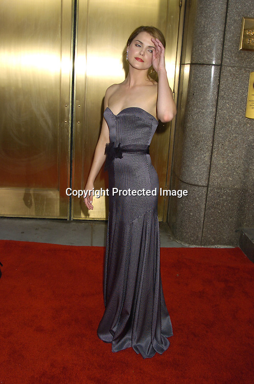 Keri Russell ..arriving at the 59th Annual Tony Awards on June 5, 2005 at ..Radio City Music Hall. ..Photo by Robin Platzer, Twin Images