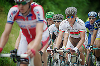 Yauheni Hutarovich (BLR)<br /> <br /> 2013 Tour of Luxemburg<br /> stage 1: Luxembourg - Hautcharage (184km)