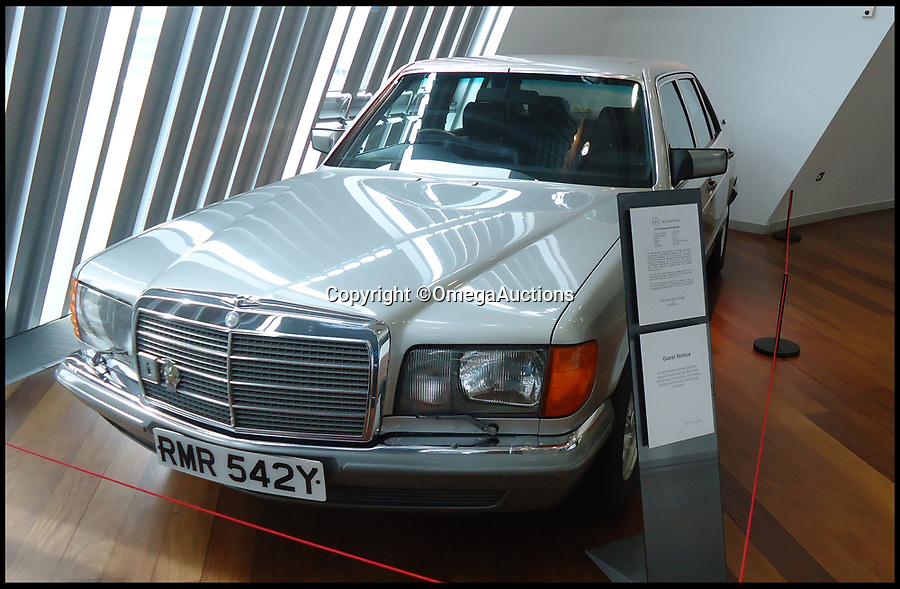 """BNPS.co.uk (01202 558833)Pic: OmegaAuctions/BNPS<br /> <br /> Bill Wyman is reluctantly putting two stunning vintage Mercedes up for sale for over £30,000.<br /> <br /> A pair of vintage Mercedes belonging to Rolling Stones founder member Bill Wyman have emerged for sale for over £30,000.<br /> <br /> The 560 SEL and the 500 SEL saloon cars have been with the legendary rocker for several years and he even bought the 560 from his bandmate Mick Jagger.<br /> <br /> He has decided to part with the vehicles with a heavy heart as he says they are 'wasted' sitting in his garage.<br /> <br /> They are to sell with Omega Auctions of Newton-Le-Willows, Merseyside, who say the cars have a real 'rock star pedigree'.<br /> <br /> The 560 was bought by Wyman in 1993 when he purchased it from Jagger, who had himself owned it for three years.<br /> <br /> He sensationally quit the band later that year and used the classy saloon on his daily commute to and from his lavish home in Vence, France.<br /> <br /> The 1990 model has 136,000 miles on the clock, 40,000 of which were put on by Jagger.<br /> <br /> Wyman says that he actually owes his life to the four-door's build quality, as on one occasion his driver fell asleep at the wheel, ploughing into a motorway barrier.<br /> <br /> It has a stunning blue body, cream leather interior and celebrity-friendly tinted windows.<br /> <br /> It is powered by a whopping V12 engine but has spent most of its recent years going unused in Wyman's garage.<br /> <br /> Speaking about the German classic, the guitarist said: """"I was forever grateful for my decision to buy it, as it was a dream to drive the 14/15 hours from London to France regularly.""""<br /> <br /> The 560 SEL was bought by Wyman to replace the other Mercedes he has now decided to sell - a 1982 500 SEL.<br /> <br /> The 81-year-old has owned the car since new and covered around 115,000 miles in it, but it is now set to go under the hammer for up to £12,000.<br /> <br /> He says that b"""