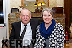 John and kathleen Griffin Beaufort celebrated their 50th wedding anniversary with their family in Kate Kearneys cottage on Saturday